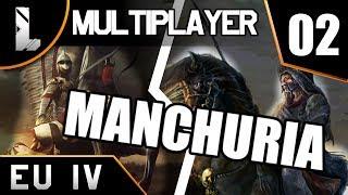 Brama do Korei  EU4  Multiplayer PvP #02