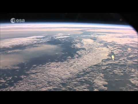 Planet Earth seen from space - FULL HD