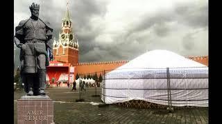 Русскому народу надо поставить памятник Тамерлану, за то что освободил от Золотой Орды