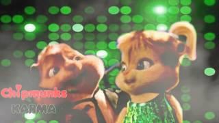 Julian Perretta -  Karma - Chipmunks
