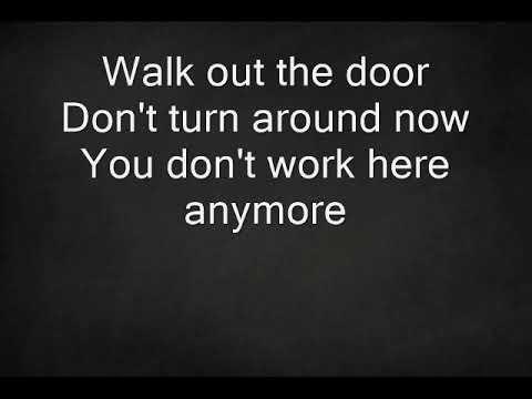 GLEN I will survive retirement song TPS1