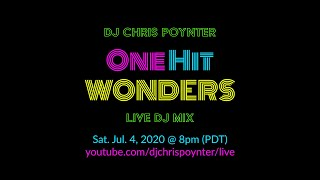 One Hit Wonders Live DJ Mix