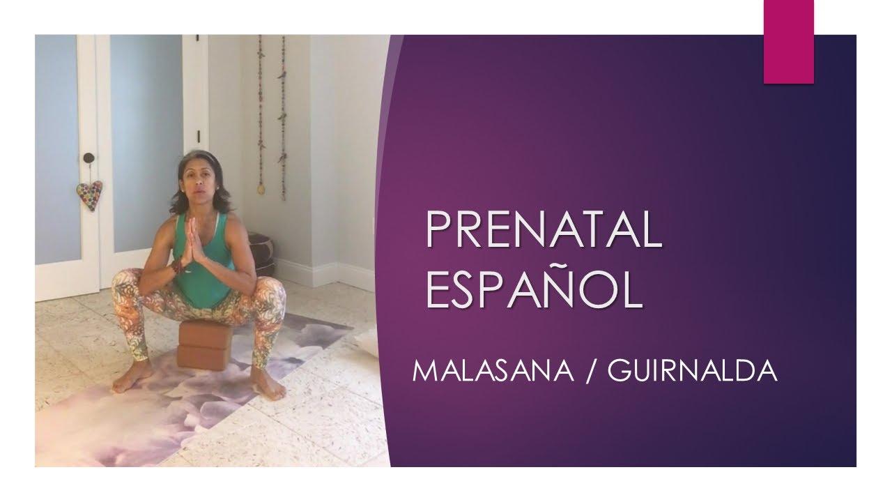 Que Yoga puedo hacer embarazada? (Serie 1 español) video 1