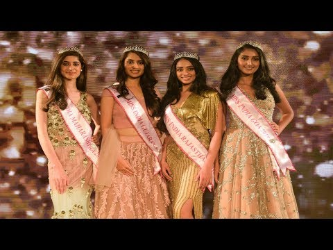 fbb Colors Femina Miss India West 2018: Crowning Moments