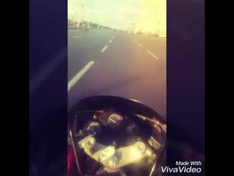 Honda 250 cbr Alexandria Egypt ✌ - YouTube