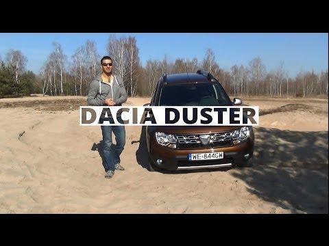 Dacia Duster 1.5 dCi 110 KM 4X4, 2013 - test AutoCentrum.pl #053