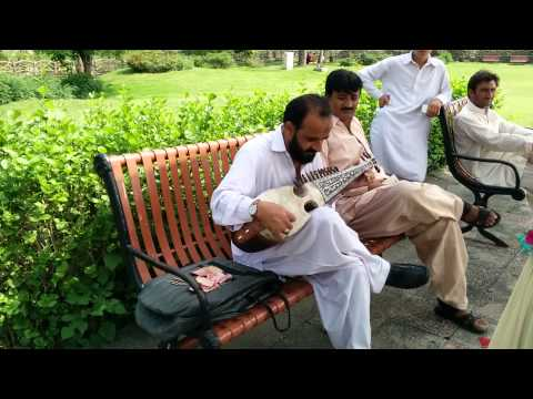 Music at rawal lake