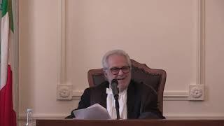 Inaugurazione anno giudiziario 2020 Tar Puglia, sede di Bari, 21 febbraio 2020 - Palazzo Diana Filo della Torre