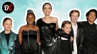 Angelina Jolie i Brad Pitt - co ciekawego wiemy o ich dzieciach?
