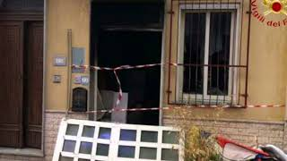 Bovalino: esplode bombola del gas. Feriti madre e figlio   IL VIDEO
