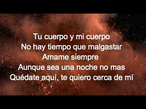 Bazzi - Mine (Spanish Version) LETRA