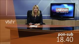 VTV Dnevnik najava 21. lipnja 2018.