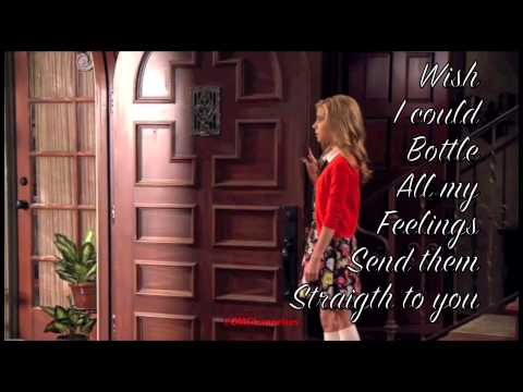 G Hannelius - Stay Away (With lyrics) - #Wavery - fan made lyric video - New single by G Hannelius