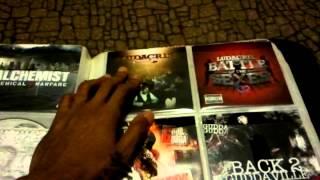 My Rap/Hip-Hop CD Collection pt.1