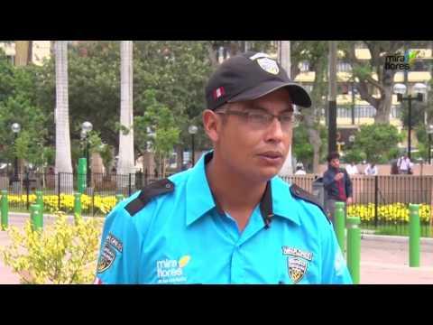 Serenos Extranjeros Municipalidad de Miraflores