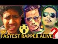 FOREIGNER REACTS TO FASTEST RAPPER IN NEPAL BULLET FLO Flow Fiesta -The 3rd World Choppers (insane)