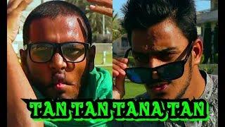 Me Hun Qadri Sunni Tan Tan Tana Tan | The Fun Fin | Mishkat Khan