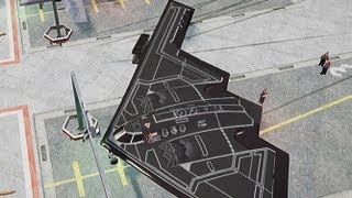 GTA 4 Military Aircraft Mod