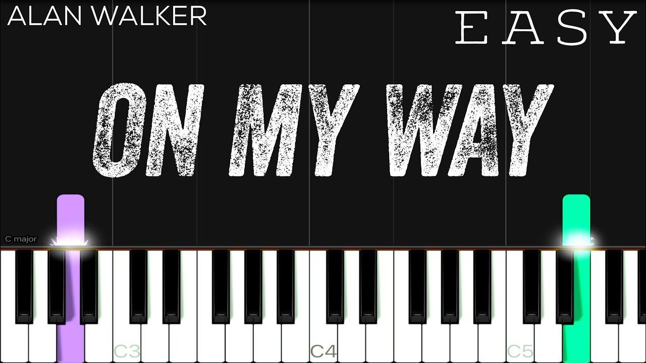 Alan Walker, Sabrina Carpenter & Farruko - On My Way ...
