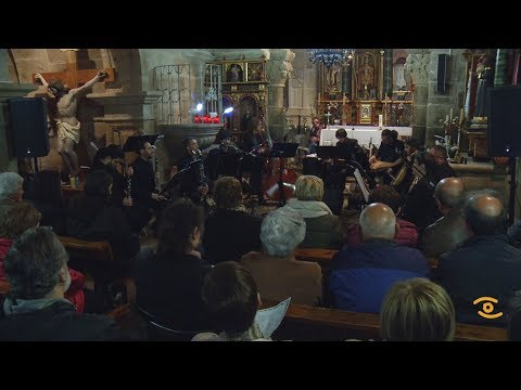 Noticia de Lugo: Concerto de Música Medieval Lucus Ensemble en Antas de Ulla