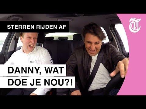 Danny Froger neemt te groot risico - STERREN RIJDEN AF #05