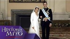 La historia detrás del mito - Letizia Ortiz