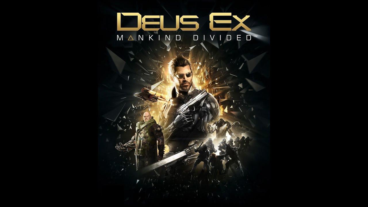 Deus Ex Mankind Divided Gameplay Walkthrough Part 1 Intro ...