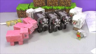 Minecraft Papercraft How to Make Minecraft Toys