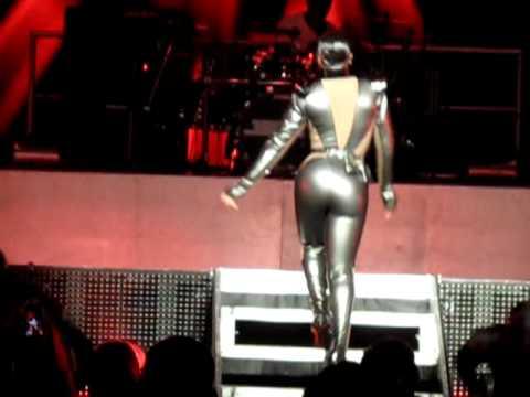 Janet Jackson Live Radio City Music Hall 3/19/11-