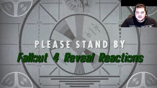 Fallout 4: Reveal Reaction