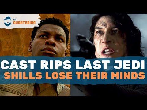 Star Wars Cast ROASTING The Last Jedi On The Rise Of Skywalker Media Tour