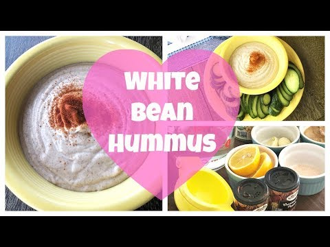 Carrot-White-colored Bean Hummus in Cucumber Motorboats