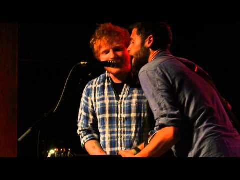 Passenger & Ed Sheeran - No Diggity/Thrift Shop - Mercy Lounge Nashville