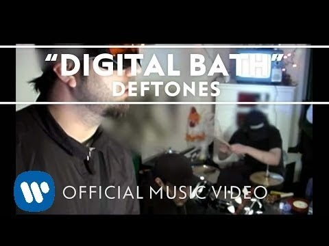 Deftones - Digital Bath [Official Music Video]