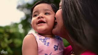 Meet with the cutest girl ANVIKA 1st Birthday cinematic video  Boon's Photography    Rudra Maharathy