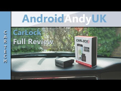 CarLock OBD2 GPS Vehicle Tracker