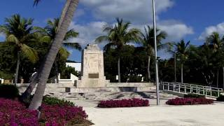 Hurricane Monument Memorial Islamorada Florida Keys HD