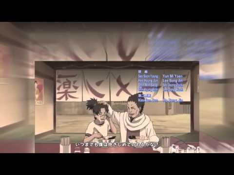 Naruto Shippuden - [Ending] #34 -Niji no sora-Flow