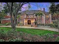 Tranquil Home Nestled Among Majestic Trees in Houston, Texas | Sotheby's International Realty