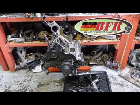2005 Porsche 997 M96.05 Engine Teardown (IMS failure)