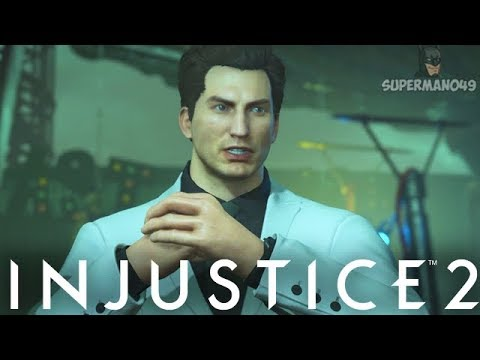 PLAYING WITH BRUCE WAYNE! - Injustice 2