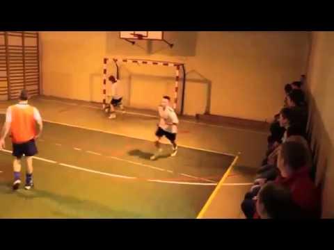 Incredible Indoor Soccer Goal