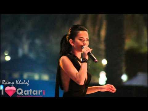 Inna Sings in Arabic Live in Doha