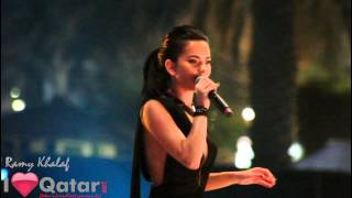 Inna Sings in Arabic Live in Doha