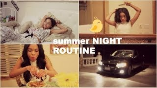 Summer Night Routine 2014! Thumbnail