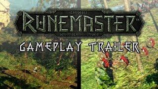 Runemaster Gameplay Story Trailer - PC & PS4 - GAMESCOM 2014