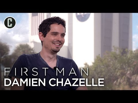 Damien Chazelle on 'First Man' and Not Sugar Coating What Happened Mp3