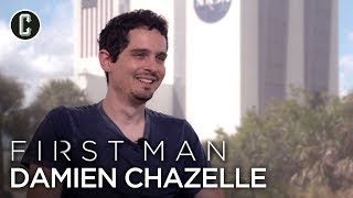 Damien Chazelle on 'First Man' and Not Sugar Coating What Happened