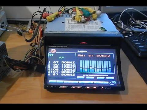 ✅ Урок 20 - Восстановление  сенсорного экрана на магнитоле.