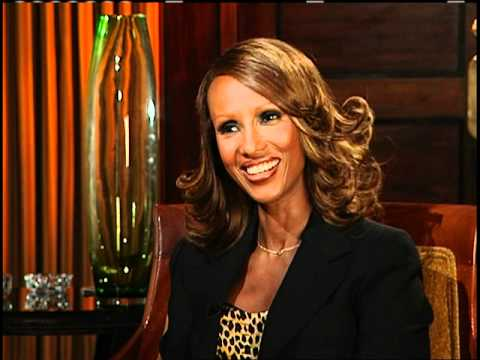 IMAN on InnerVIEWS with Ernie Manouse
